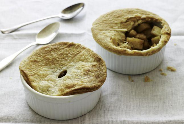 Deconstructed Apple Pie, Gefilte Terine, Chicken Wellingtons and more!!