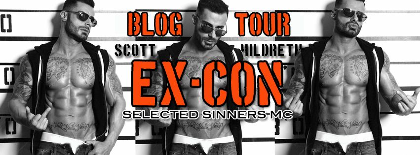 Blog Tour Review And Giveaway Ex Con By Scott Hildreth