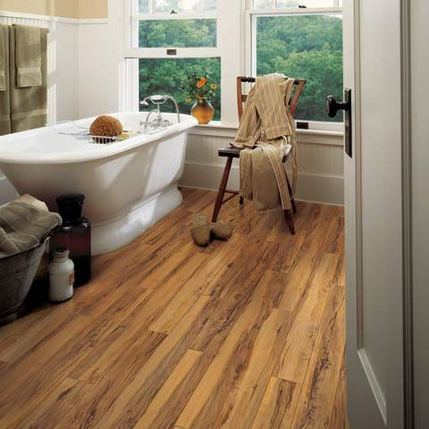 Basement Floors Pergo Barclay Apple Lf000577 With Images Traditional Bathroom Flooring Home