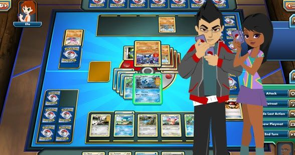 Pokemon Trading Card Game Online Download Mac