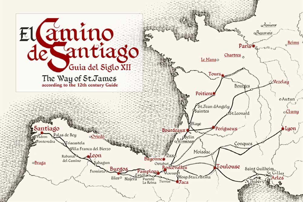 El Camino De Santiago Pilgrimage Camino Estrella El Camino Comienza En Casa Dicen Los Españoles El Camino Comien Camino De Santiago Santiago The Camino