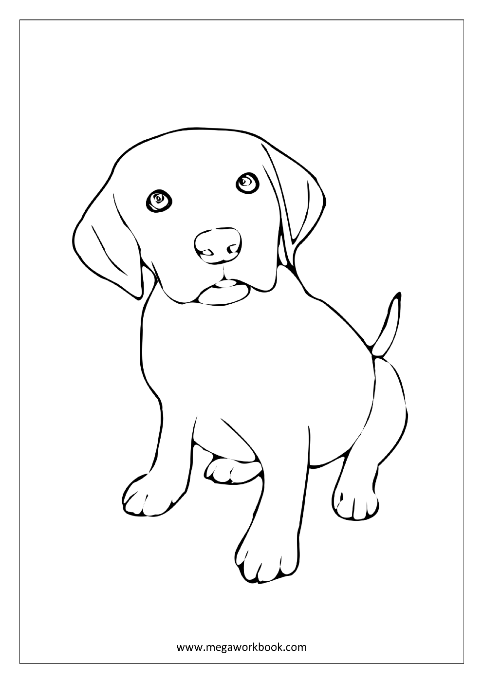 Tipss Und Vorlagen Animal Coloring Page For Kids 2019 Vogel Malvorlagen Ausmalbilder Hunde Malvorlagen