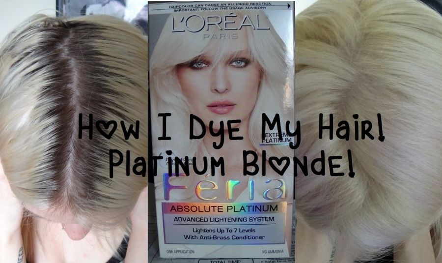Best At Home Hair Color For Platinum Blonde Best Hair Color With