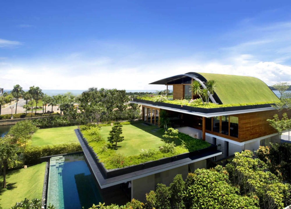 Get some ideas of luxury sky garden house architecture ...