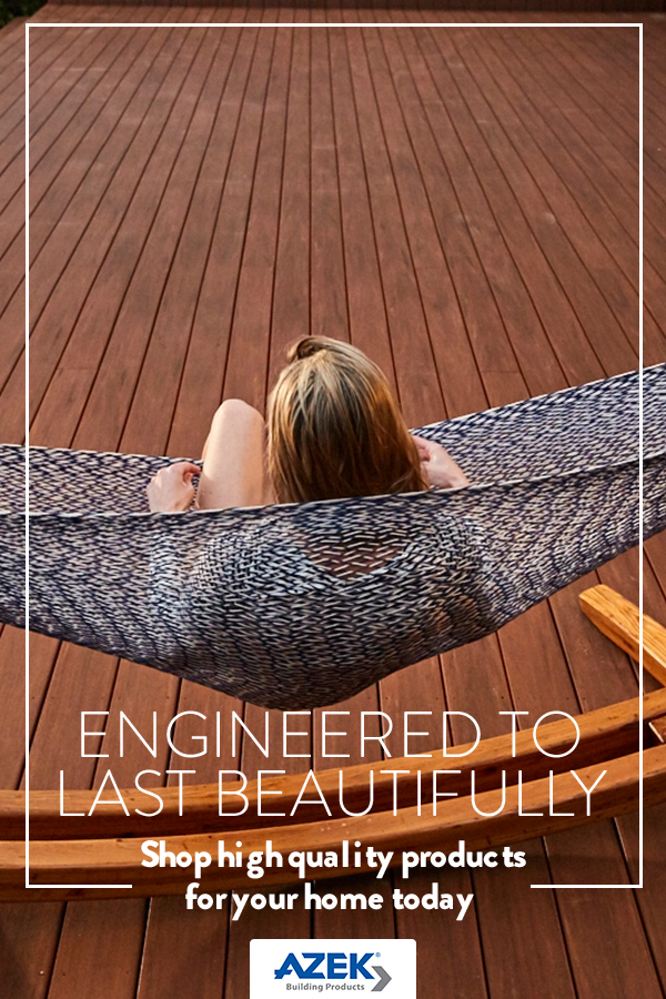 Start Planning For Your Dream Outdoor Space With Azek Building Products