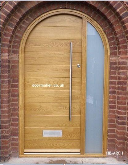 oak arched doors & oak arched doors | Frontage Inspiration | Pinterest | Arch Doors ...