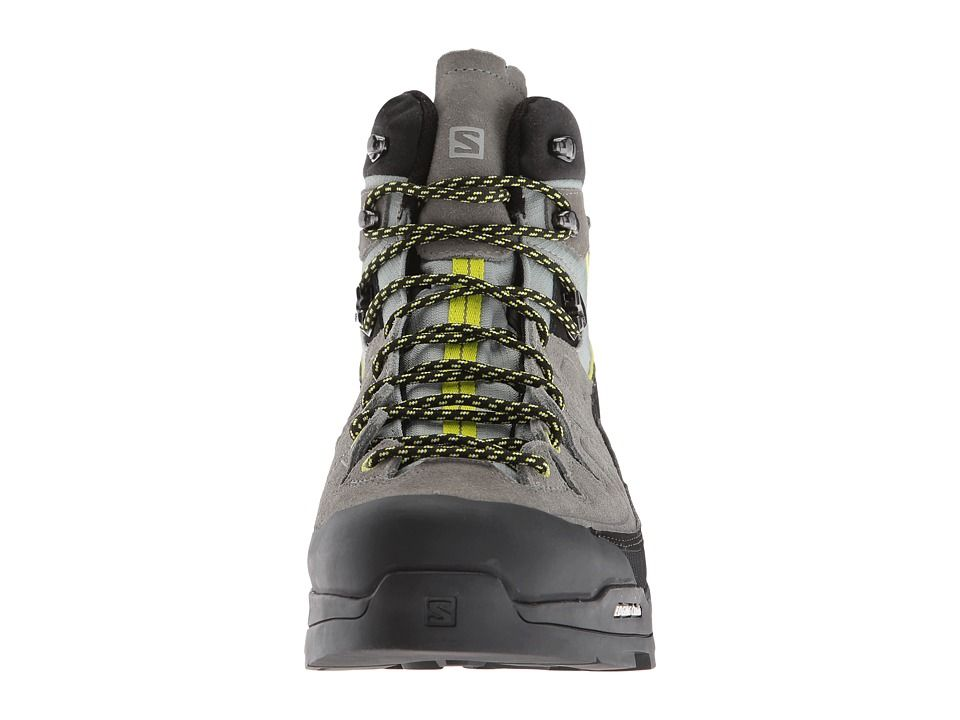 Salomon X Alp Mid LTR GTX® Hiking Shoe shadowcastor graylime