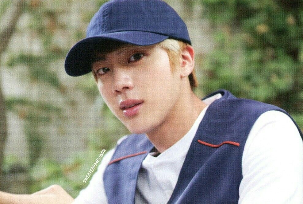 Bts Jin Delivery Man House Of Army Worldwide Handsome Seokjin Bts Jin