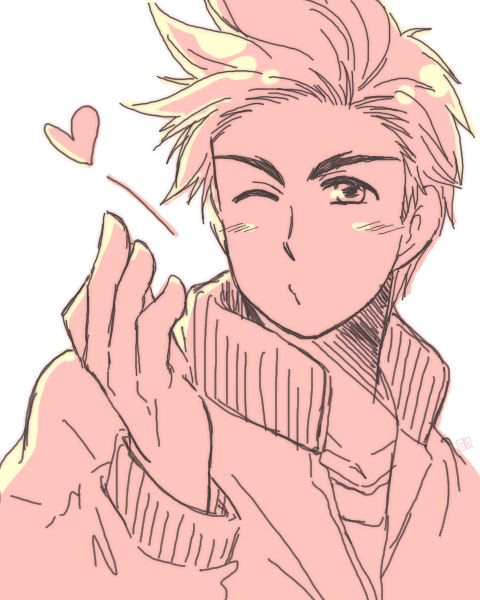 Denmark - Hetalia<<<OH GOD OH JEEZ OH JEEZ ITS HAPPENING THIS CINNAMON ROOL OH GOD STOP BEING  SOS S  CUT E O MG OOG