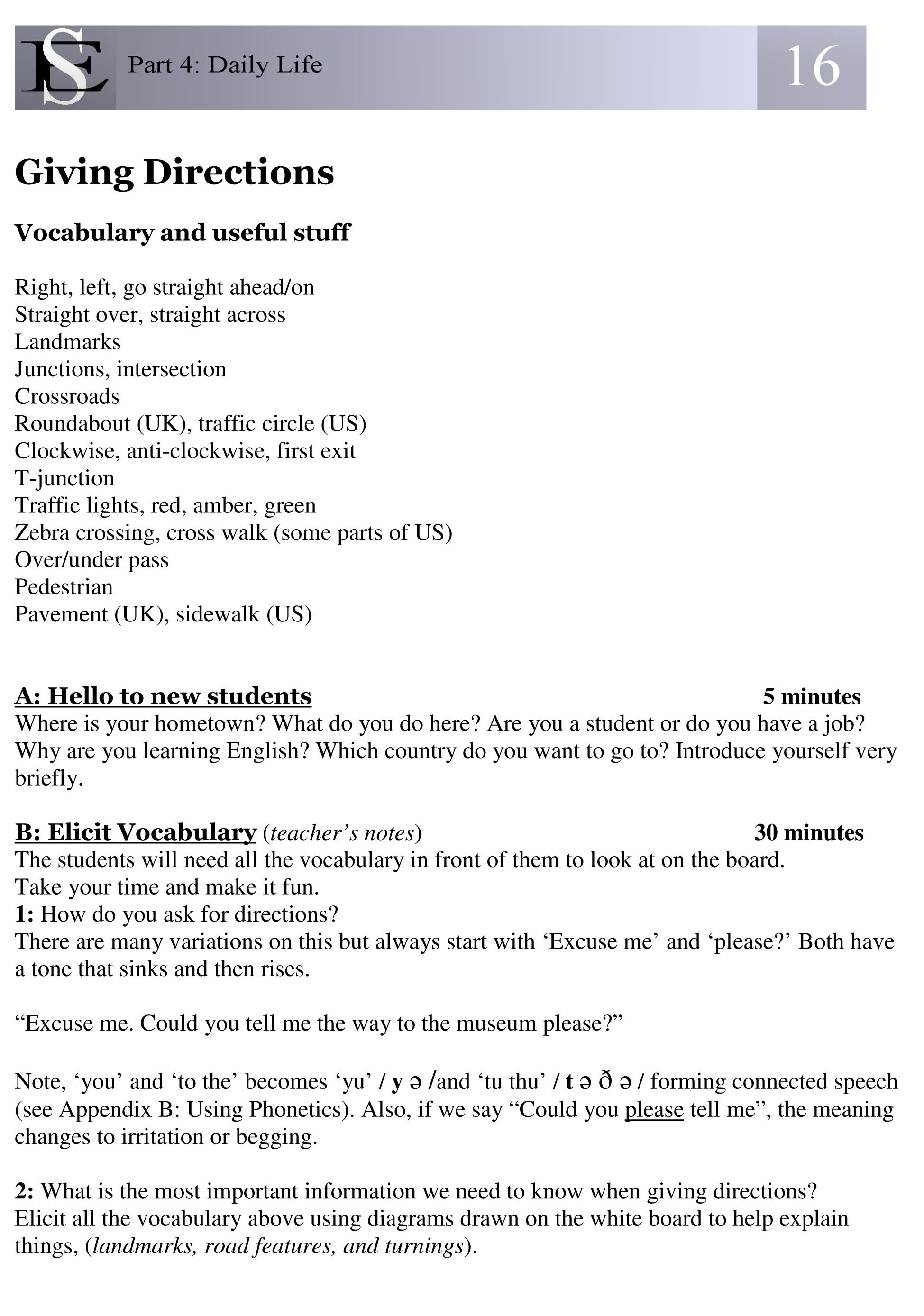 Sample Lesson Plan T Friends  Worksheets