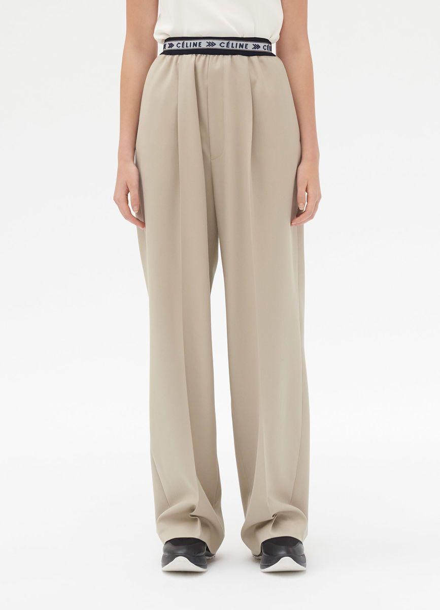 accd7da33a5d65 CÉLINE Fluid trousers | trousers/skirts | Trousers, Pants, Harem pants