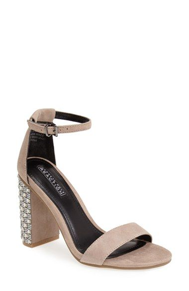 Free shipping and returns on Kenneth Cole Reaction 'Cherry Tart' Sandal (Women) at Nordstrom.com. Rhinestones accent the back of a glam high-heeled sandal topped by a slender ankle strap.