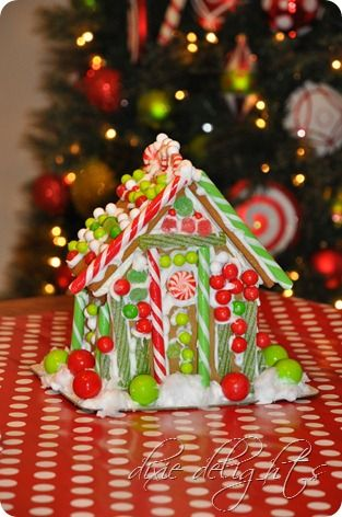 Host A Gingerbread Affair Holiday Open House at 11 Magnolia Lane