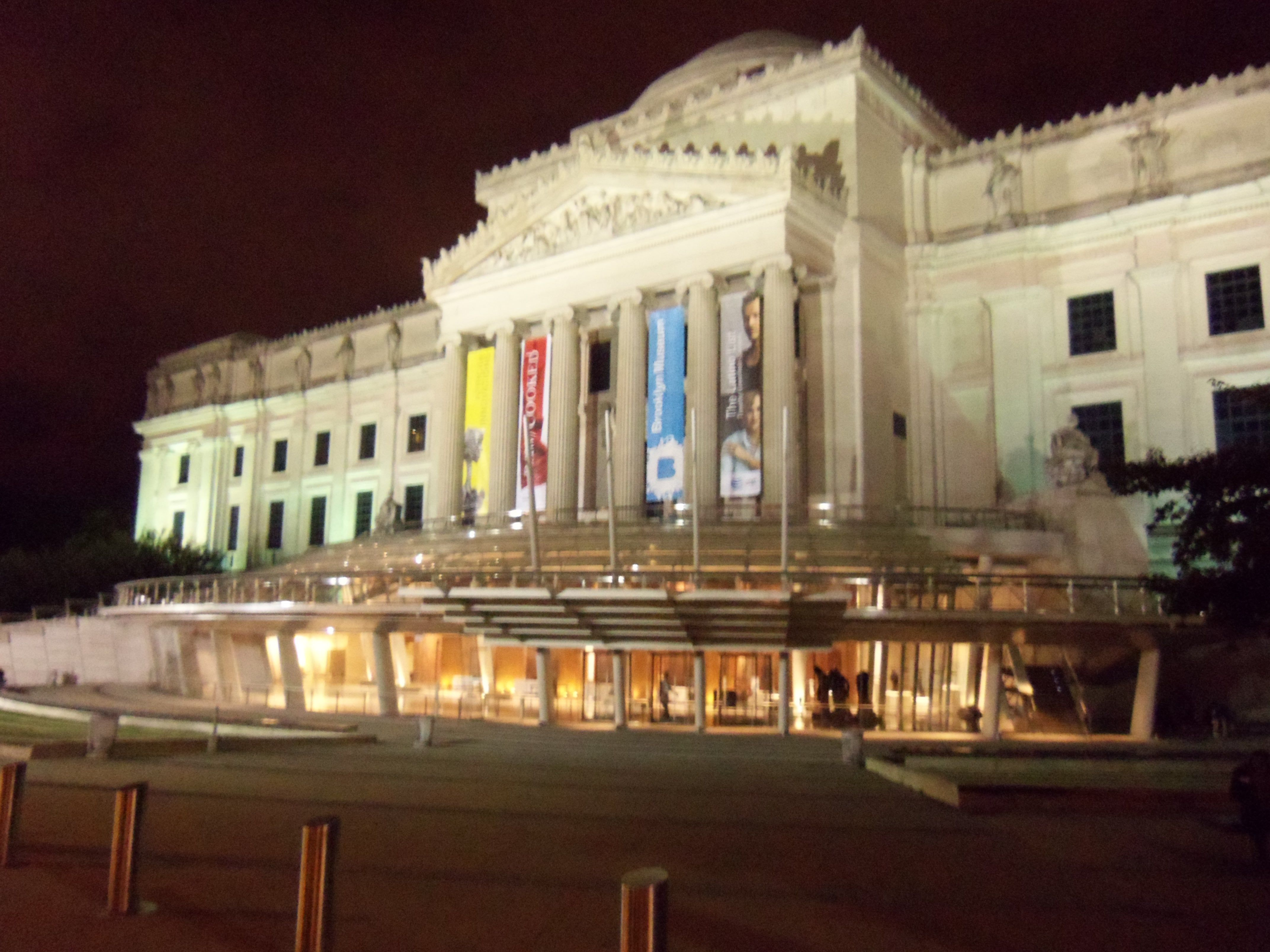 The Brooklyn Museum - so many days full of wonder sent here and ...