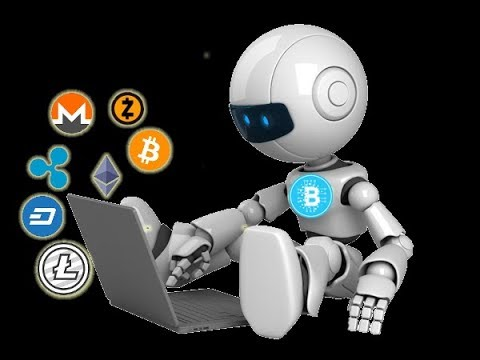 cryptocurrency trading bot binance