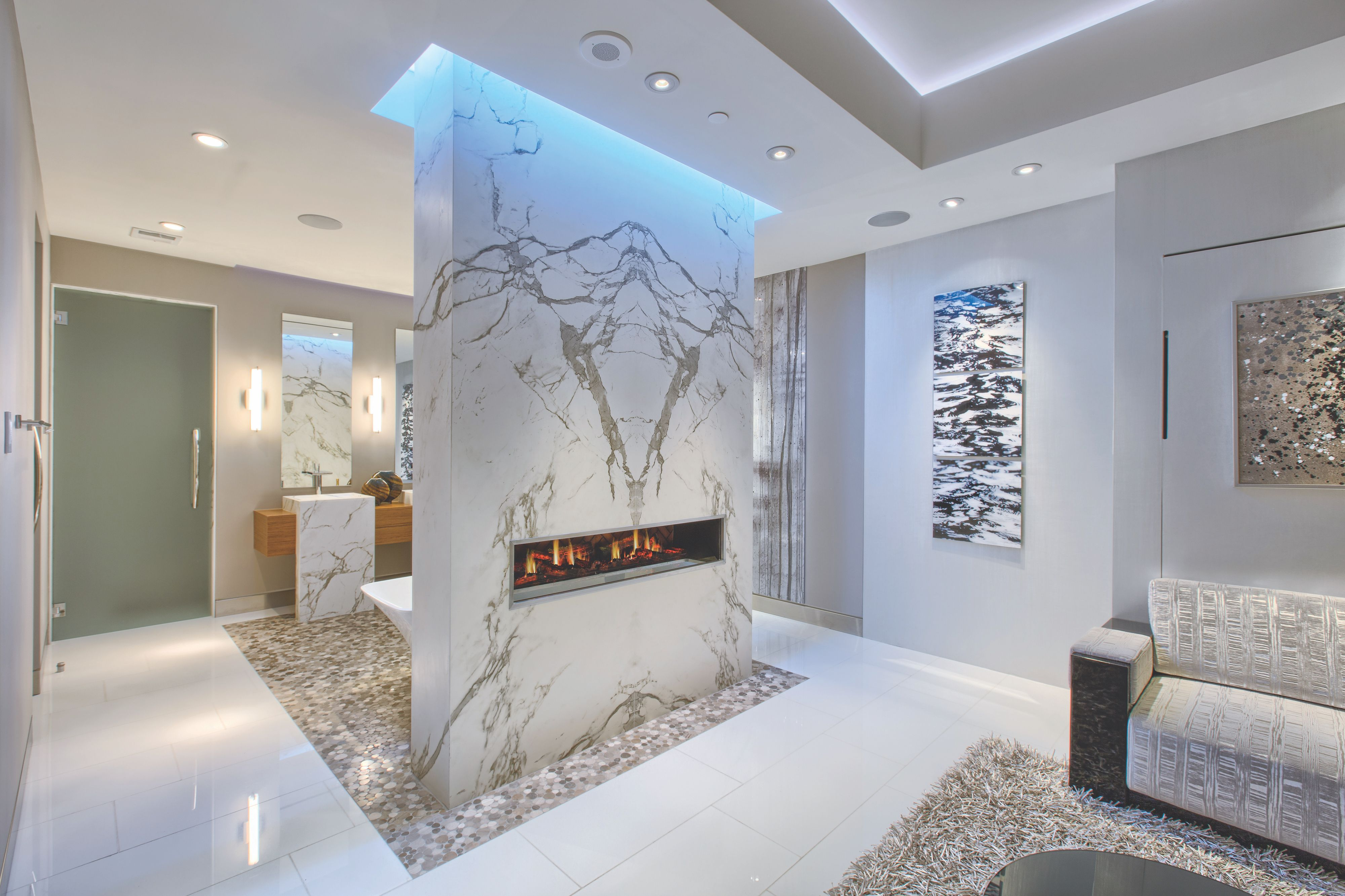 Every time we look at it, we love it even more! This Dekton