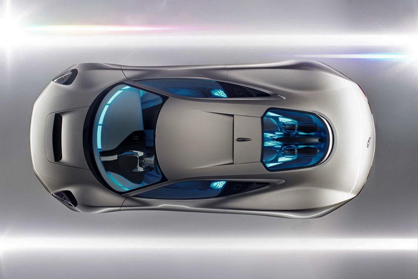 Charmant Jaguar C X75 Supercar Will Not Be Produced | AutoTribute
