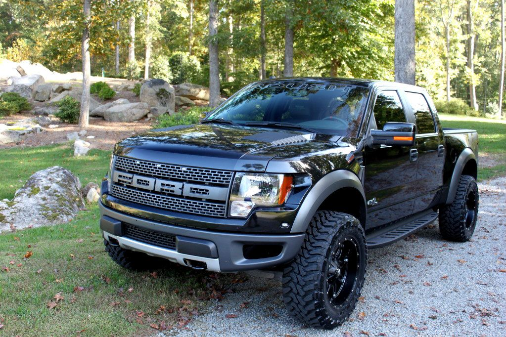 2012 Roush Raptor with 20x10's | Ford Raptor Forum | 4x4, SUV, Truck ...