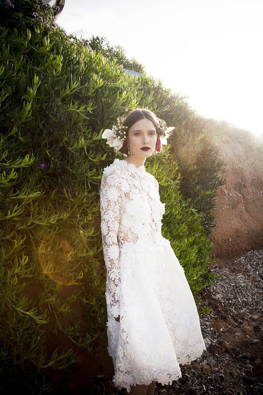 COSTARELLOS Bridal Couture Pinterest Midi dresses Bridal