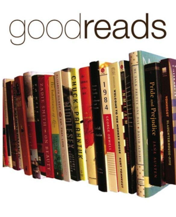 Goodreads.com.  This is a pretty neat website!