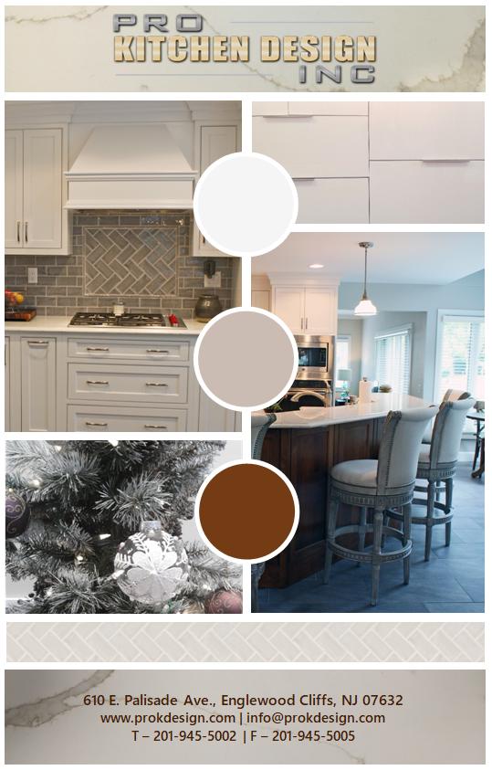 Prokitchendesign Kitchen Cabinetry Omega Color White Brown Trend Njkitchens Kitcheninspiration Information Nj N Kitchen Design Design Color Trends