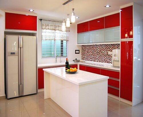 small kitchen design kuala lumpur cabinet malaysia ideas renovation ...