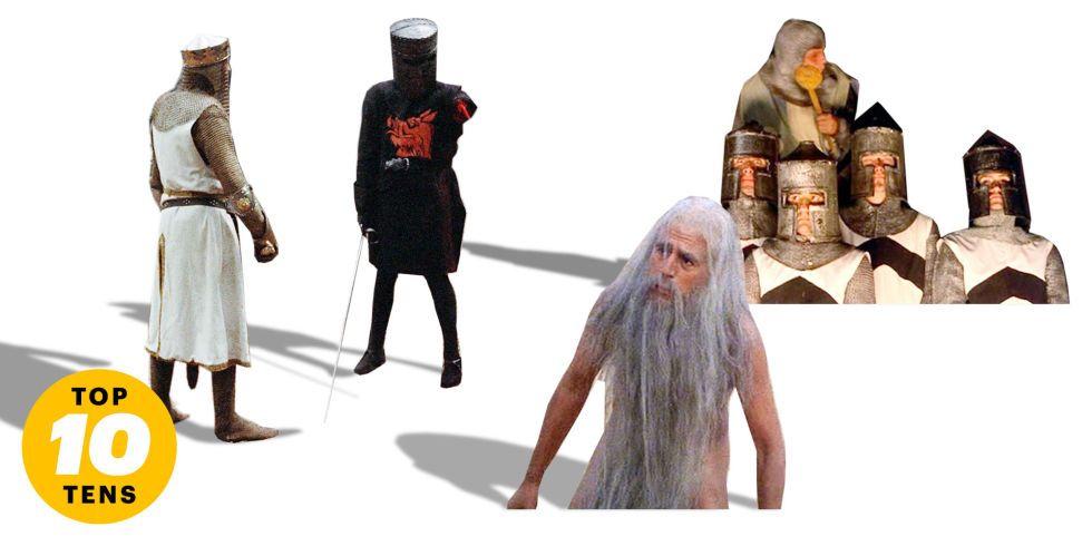 Monty Python Scripts