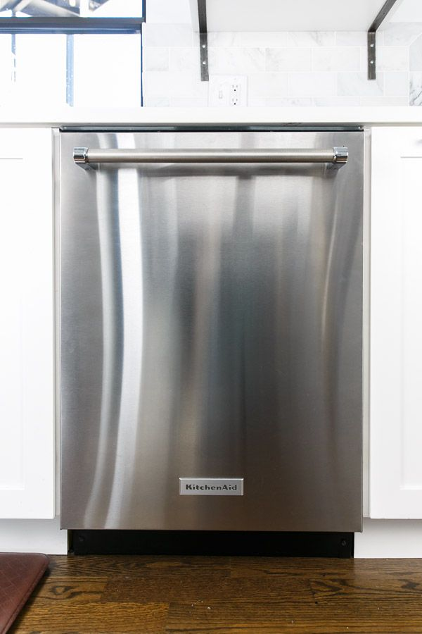 Kitchen Dishwashers Trash Can Dimensions Pin By Kitchenaid On Stainless Steel In 2019 Dishwasher Electronics Electrical Appliances Reno Blenders Cooking Tools Home Remodeling