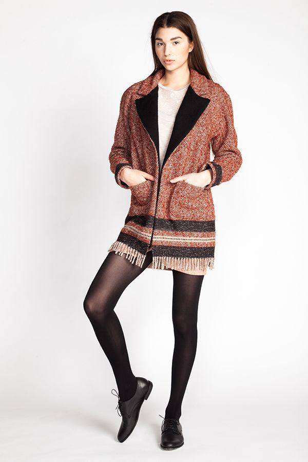 Yona Wrap Coat | Pinterest | Jacke nähen, Jacken und Schnittmuster