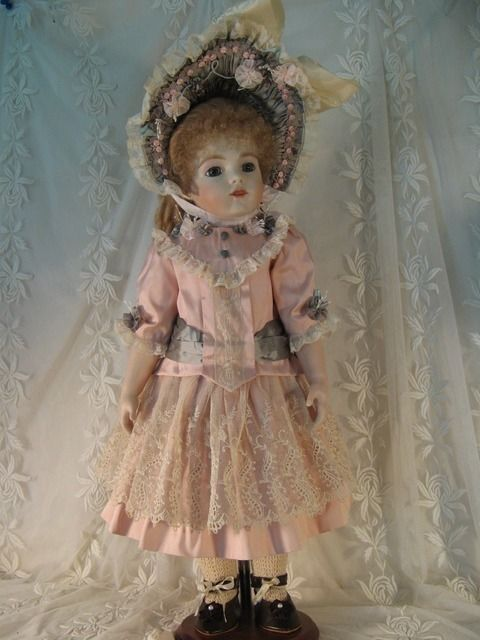Silk dress for 24 french doll victorian style light dusty pink & gray #dollvictoriandressstyles SILK DRESS FOR 24 FRENCH DOLL VICTORIAN STYLE LIGHT DUSTY PINK & GRAY  #FRENCHQUARTER #DollClothingAccessories #dollvictoriandressstyles Silk dress for 24 french doll victorian style light dusty pink & gray #dollvictoriandressstyles SILK DRESS FOR 24 FRENCH DOLL VICTORIAN STYLE LIGHT DUSTY PINK & GRAY  #FRENCHQUARTER #DollClothingAccessories #dollvictoriandressstyles Silk dress for 24 french doll vict #dollvictoriandressstyles
