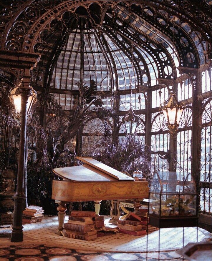 #piano #grandpiano #music #gothichome