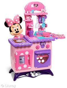 Minnie Bow-Toons Toys from Disney Junior OMG I LOVE this!!!! I want it now so my future daughter can have it :)... Minnie Bow-tique toys
