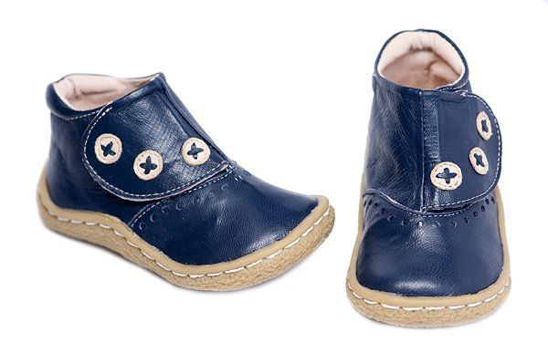 Livie & Luca London Boot - Navy - Last Pair. Size 8 RRP:£33.00 Your Price: £28.00