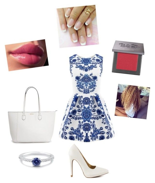 """""""Untitled #804"""" by dogs109 ❤ liked on Polyvore featuring Qupid, BERRICLE and Urban Decay"""