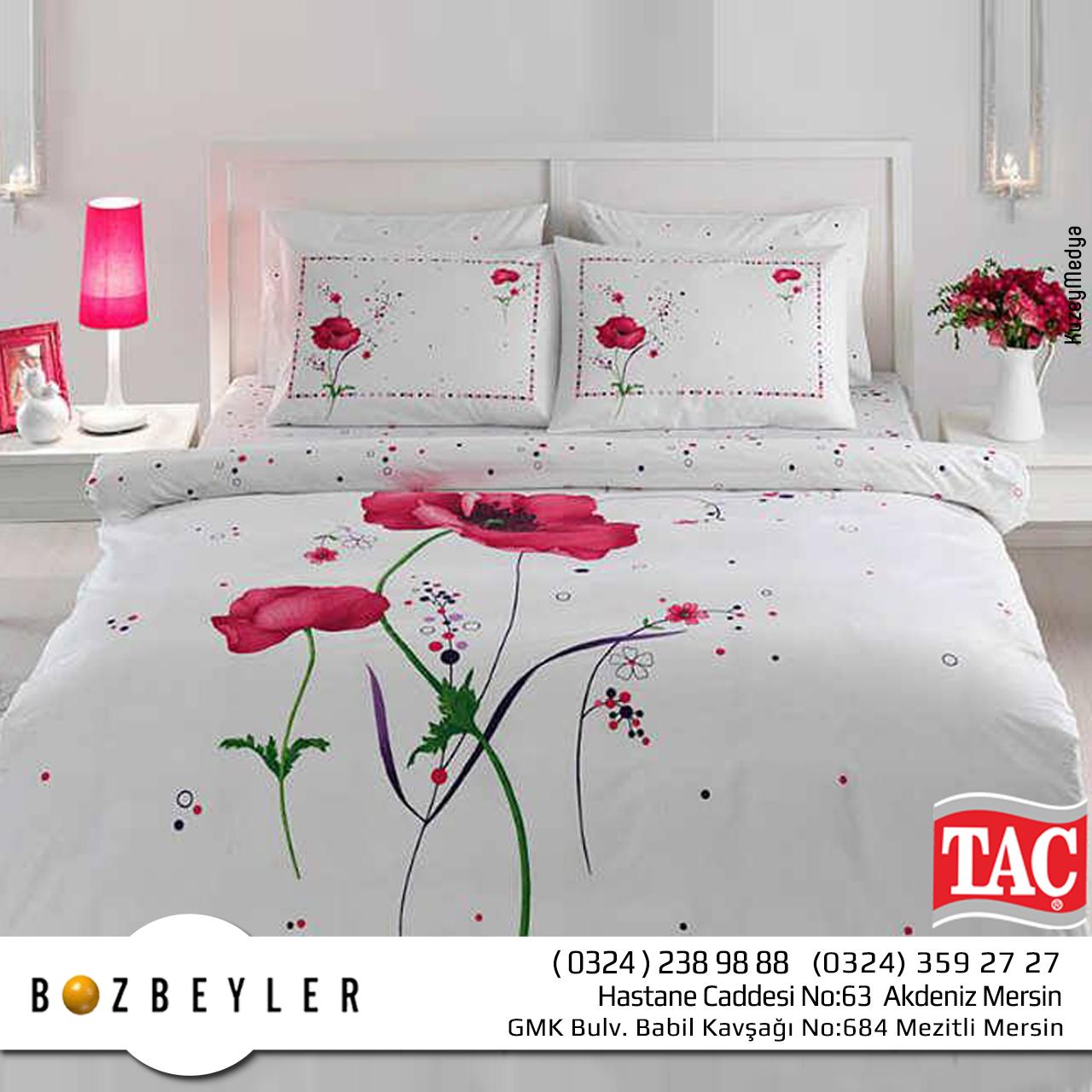 Tac Nevresim Takimlari Bozbeyler De Ev Tekstili Bed