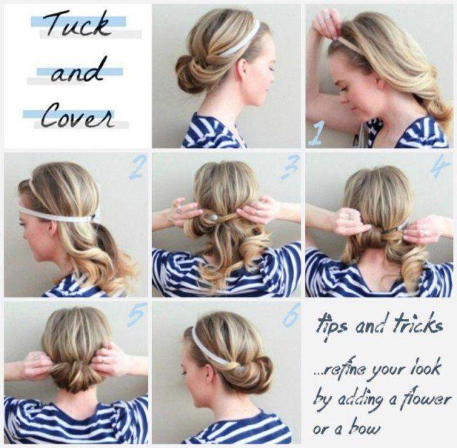 15 Cool And Handy Summer Hair Tutorials 2015 Decor Hair