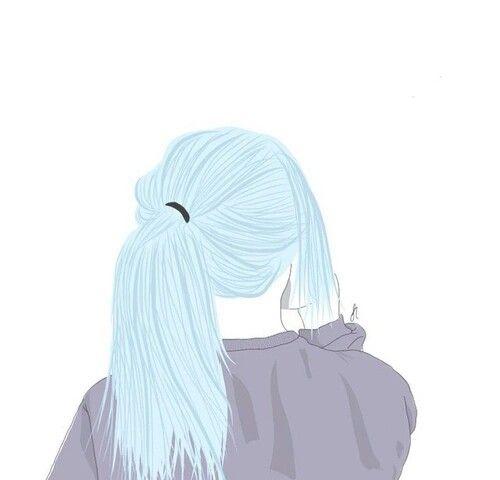 """""""Quero pintar o cabelo de azul """""""