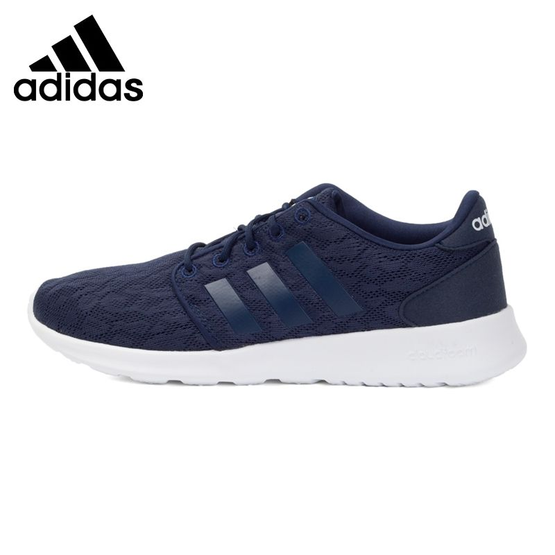 Original New Arrival 2017 Adidas NEO Label CF QT RACER W Women's  Skateboarding Shoes Sneakers