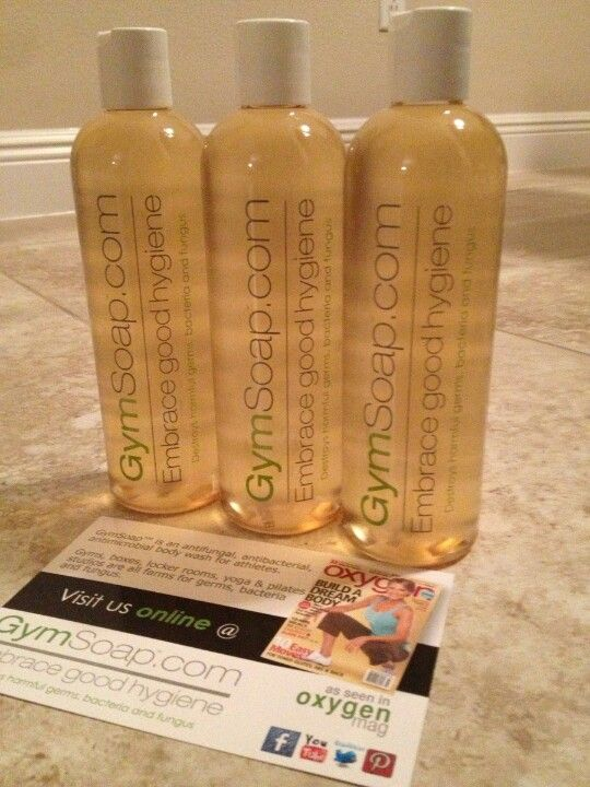 Gymsoap Is An Antifungal Antibacterial Body Wash For Athletes Gyms Health Club Locker Rooms