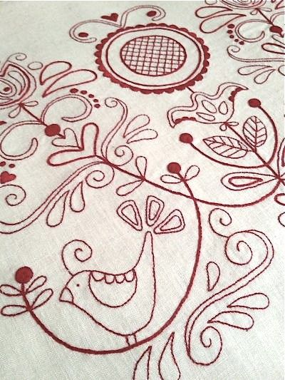 Scandinavian Embroidery Patterns Stitcharama Scandinavian Embroidery Embroidery Patterns Red Embroidery