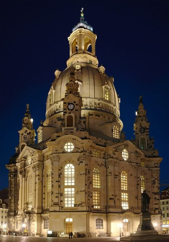 Dresdner Frauenkirche (Church of Our Lady)
