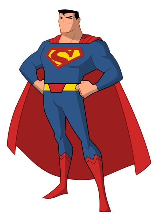 Superman by shane glines dc comics animated pinterest - Superman wonder woman cartoon ...