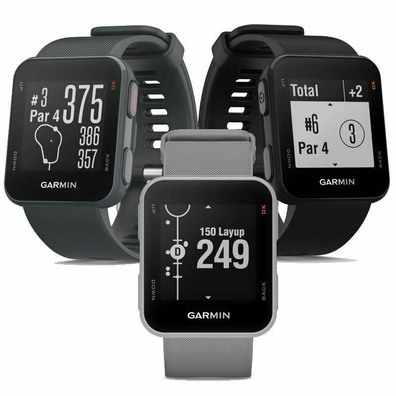 Ad(eBay) New 2019 Garmin Approach S10 GPS Golf Watch