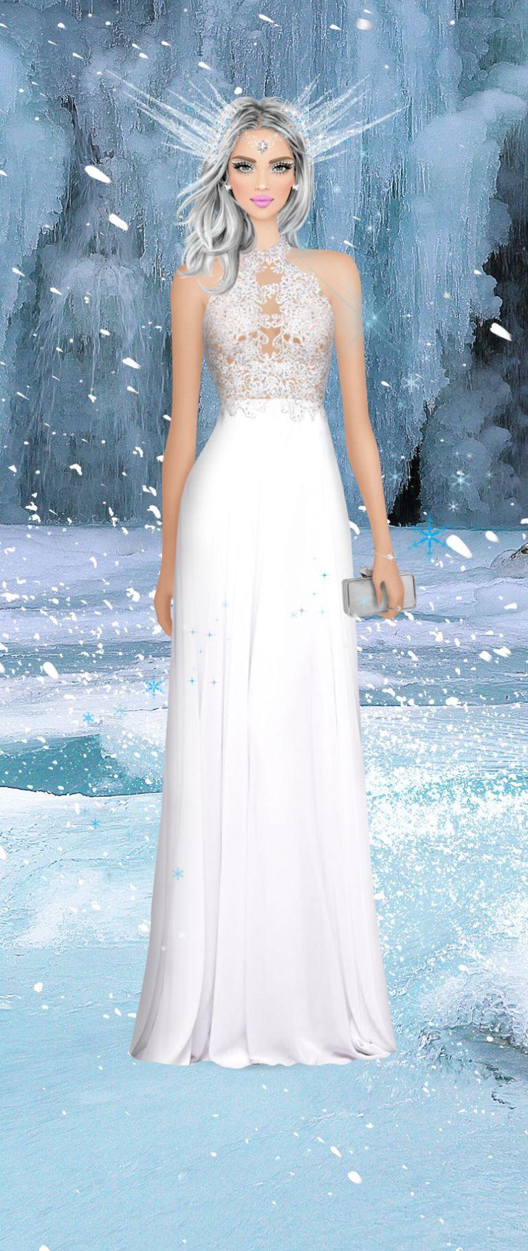 The Frozen Falls | mi vestido | Pinterest | Moda elegante ...