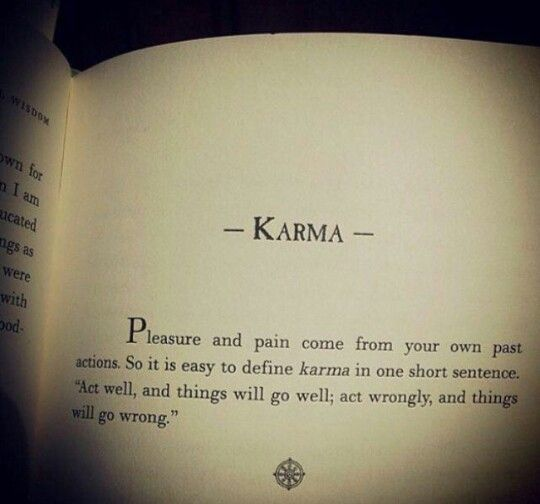 Karma Karma Quotes Truths Karma Quotes Reality Quotes