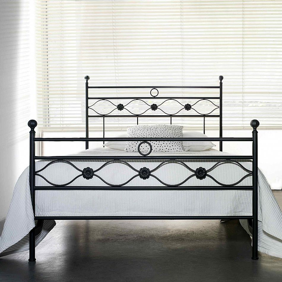 Cosatto Letti.Incanto Tubular Wrought Iron Bed By Cosatto Letti Rooms Wrought