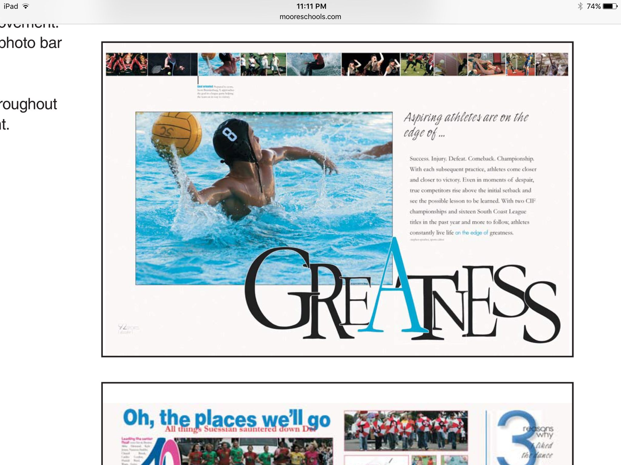 Pin By Colette Poettker On Yearbook Layouts