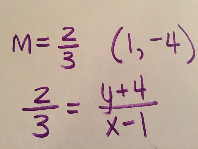 standard form shortcuts  The Best Way to Write Linear Equations in Standard Form ...