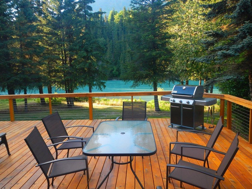 Cooper Landing House Rental: The River House   Cooper Landing | HomeAway