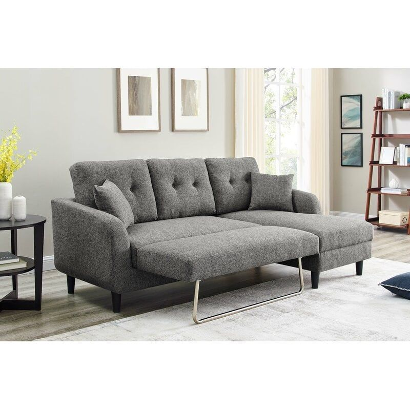 Flenderson Sofa Bed In 2020 Sofa Bed Design Small Apartment Couch Couches For Small Spaces